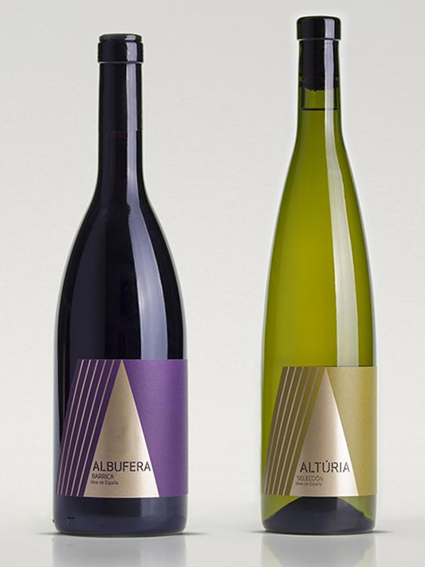 Comprar vinos Alturia y Albufera